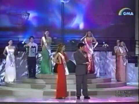 Miss Asia Pacific 2001 - Semifinal and Crowning Moment