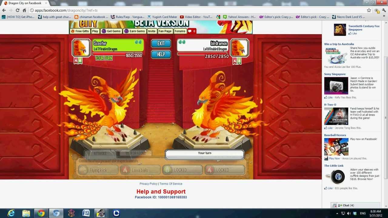 Dragon city spicy dragon