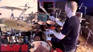 NE OBLIVISCARIS Dan Presland - Intra Venus (Drum playthrough)