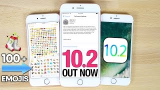 iOS 10.2 Released - Everything You Need To Know!