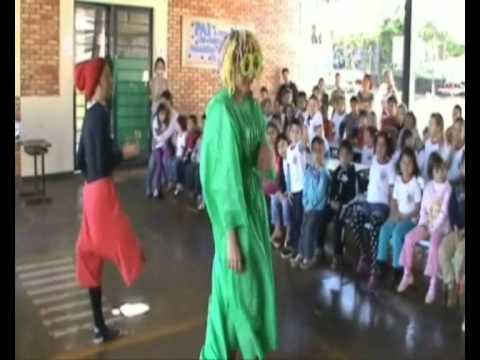 Teatro:Folclore Brasileiro