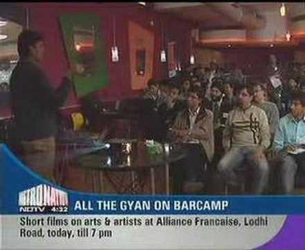 BarCamp Delhi 2007 @ Impetus Technologies Noida Unconference