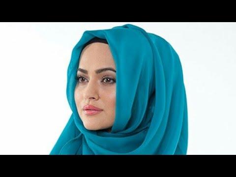 Hijab Tutorial***Мастер класс по завязыванию хиджаба платка