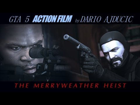 GTA 5 - Epic Action Movie | Must Watch