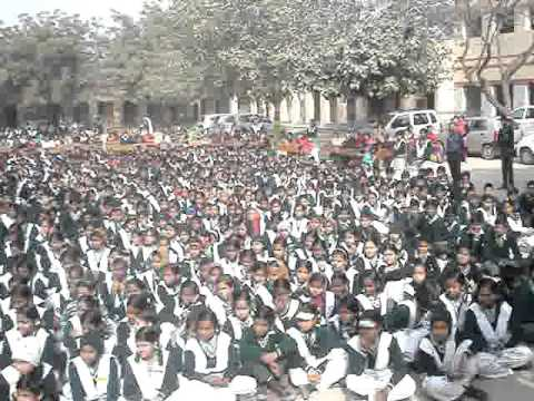 NATIONAL VOTER DAY AC-37 PALAM,DELHI 25th JAN 16