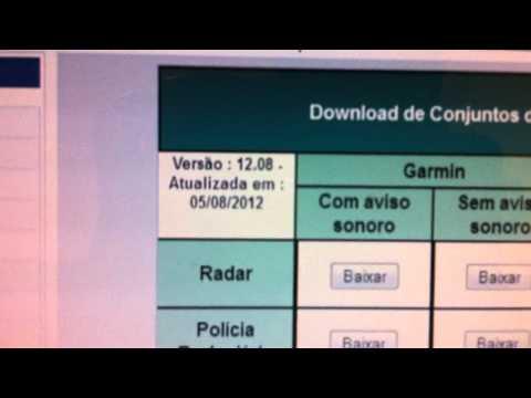 COMO BAIXAR MAPAS TRACKSOURCE PARA O CARTÃO DE MEMÓRIA DO GPS GARMIN NUVI