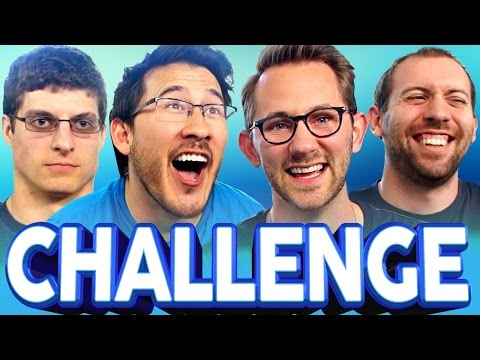SOUND EFFECTS CHALLENGE | Matthias ft. Markiplier & LordMinion777