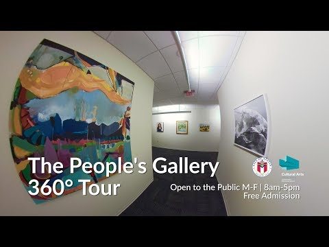 Take a Virtual Tour of The People's Gallery