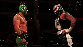 Lucha Underground 6/15/16: Pentagon Jr. vs Fenix - SIX TO SURVIVE