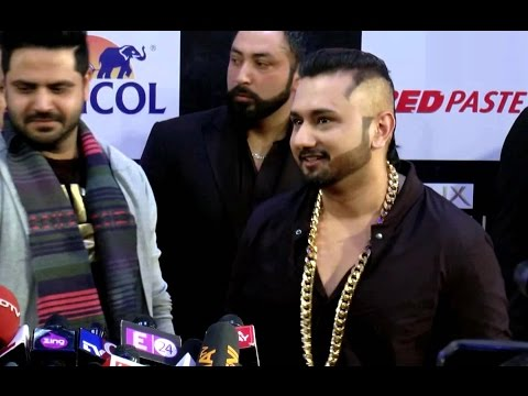 Honey Singh Comments On Fight With Shahrukh Khan At Zee Cine Awards 2016