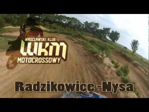 Trening Radzikowice 2012 Wrocławski Klub Motocrossowy WKM GO PRO HD HERO 2