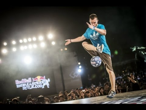 Freestyle Football Juggling In Japan - Red Bull Street Style 2013 video