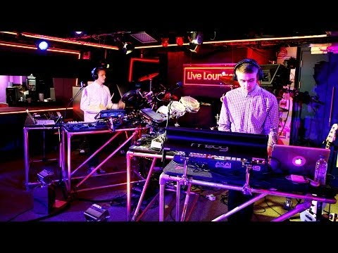Disclosure Ft Ms Dynamite - Booo In The Radio 1 Live Lounge video