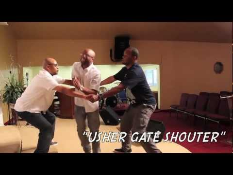 How to shout in a black church
