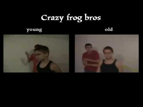 Crazy Frog Bros Young And 15 Years Later video