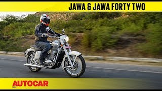 Jawa and Jawa Forty Two | First Ride Review | Autocar India