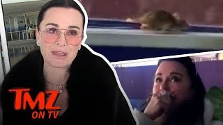 Kyle Richards And A Rat! | TMZ TV