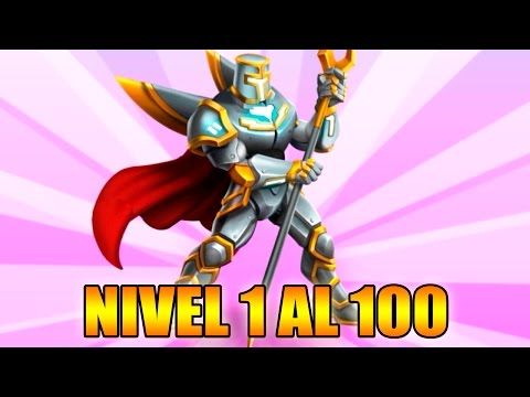 Monster Legends - Ahran - Level 1 to 100 & Combat - Review