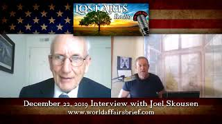 Video: Donald Trump's 'loose tongue' makes him a 'loose canon' for the Deep State - Joel Skousen (Lost Arts Radio)