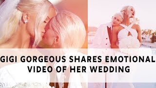 Gigi Gorgeous Shares Emotional Video Of Her Wedding To Nats Getty | Max News