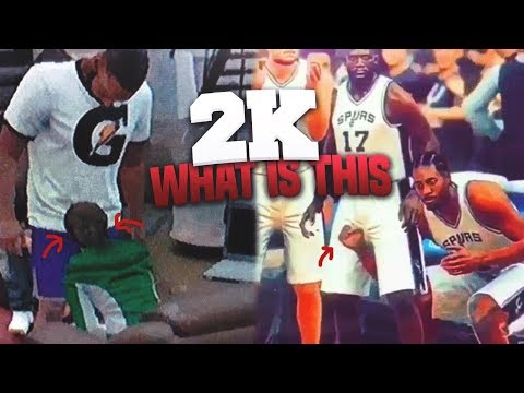 NBA 2K18 PATCH THIS IMMEDIATELY...