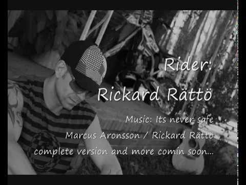 Rickard Rättö,Sweden,FMX, Music Video