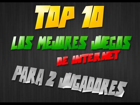 TOP 10 Los Mejores Juegos De Internet Para 2 JUGADORES Two-Player video Game