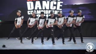 creative edge dance crewAdult Crew - INDIAN HIP HOP DANCE CHAMPIONSHIP  2016