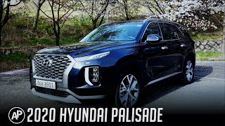 I'am 2020 Hyundai Palisade Diesel - Part#1 On-road (Kia Telluride's twin brother from Hyundai)