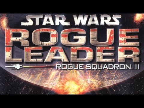 Classic Game Room - STAR WARS ROGUE LEADER, Rogue Squadron II review