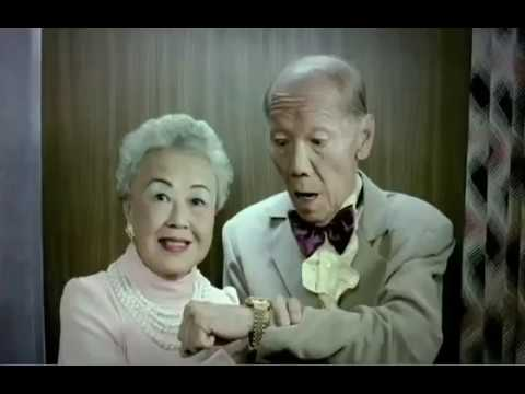Malaysia Airlines - The Couple in a Photo Booth TVC 2003