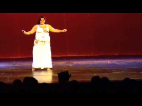 Sandra Día de la danza