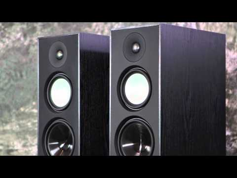 Stereo Design Paradigm Monitor 11 S.7 Floorstanding Speakers in HD