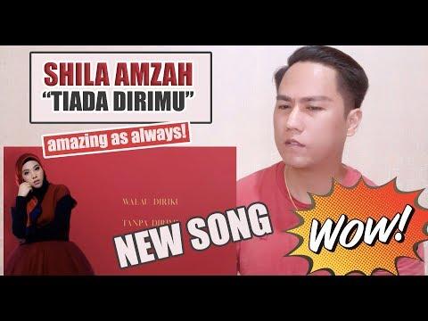 Download Shila Amzah - Tiada Dirimu | SINGER REACTS Mp4 baru
