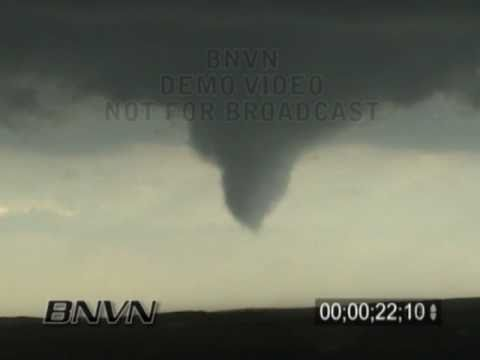 7/12/2004 Super cells And Tornado Footage
