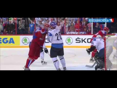 Highlights (Best Goals) of Russia @ IIHF WC 2013 █ Лучшие моменты (голы) Россия на ЧМ █ IHWC