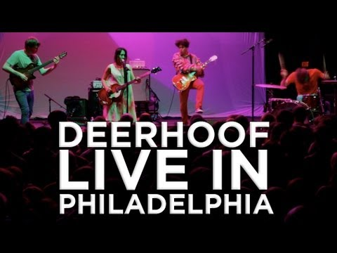 Deerhoof | Live in Philadelphia | FULL CONCERT