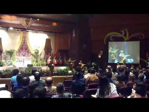 Festival Budaya Toraja jakarta video