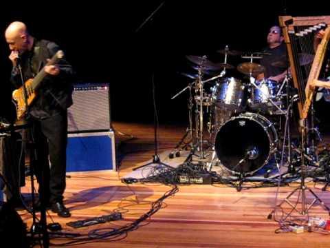 Elliott Sharp-with CARBON-(2)-- April 1, 2010--Groningen-Grand Theatre--