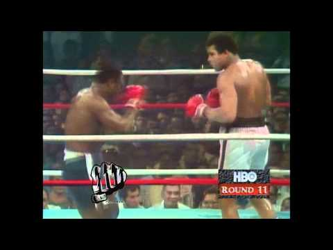 Muhammad Ali vs Joe Frazier - Highlights