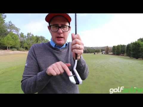 The new Odyssey O Works Putters review by Mark Crossfield