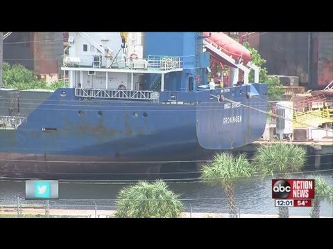Possible strike could hurt Port of Tampa