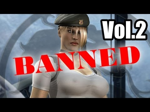 Top 5 - Banned or censored games (volume 2)
