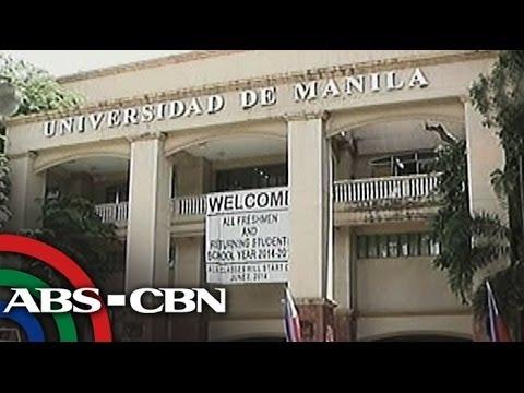 Universidad de Manila sponsors 11k students on school fees