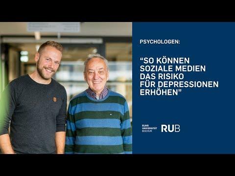 Psychologie: Depressiv durch Facebook und Co?