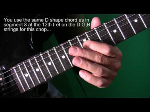 Pink Floyd - Another brick in the wall lesson, tutorial- David Gilmour - POD XT