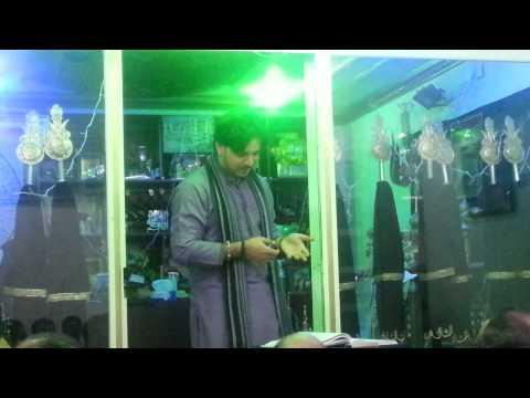 Shair-e-Ahl-e-Bait Syed Haider Rizvi (Tribute to Shuhada-e-Quetta) P-2