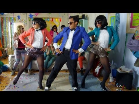 Gangnam Style - Psy | Just Dance 4 Trailer | Dlc video