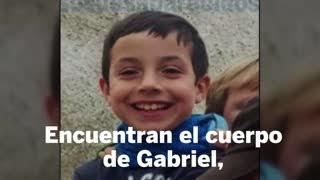 download musica Encuentran el cuerpo de Gabriel el niño desaparecido España
