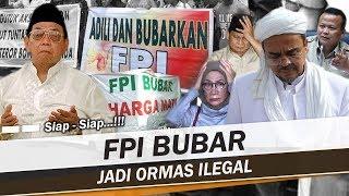 BUKTI MASYARAKAT INGIN FPI BUBAR